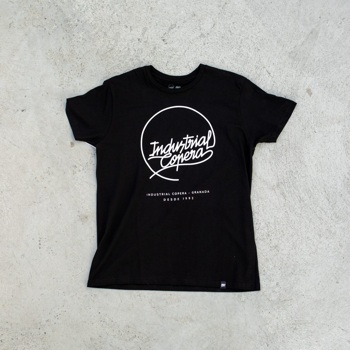 Camiseta Logo Industrial Copera