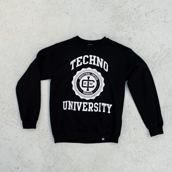 Sudadera University Industrial Copera