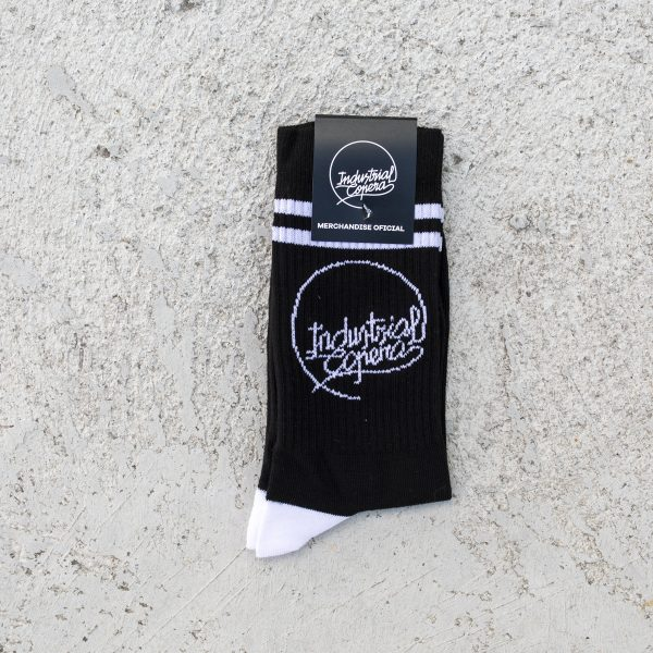 Calcetines Negros Industrial Copera
