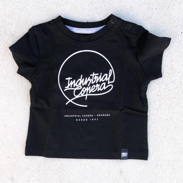Camiseta niño Industrial Copera